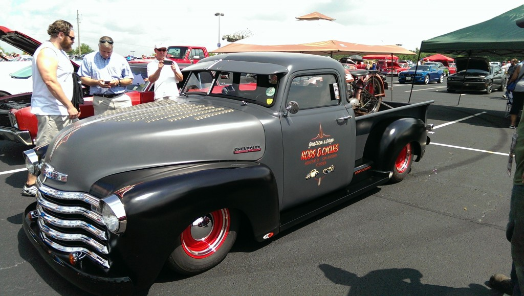 Sweet truck