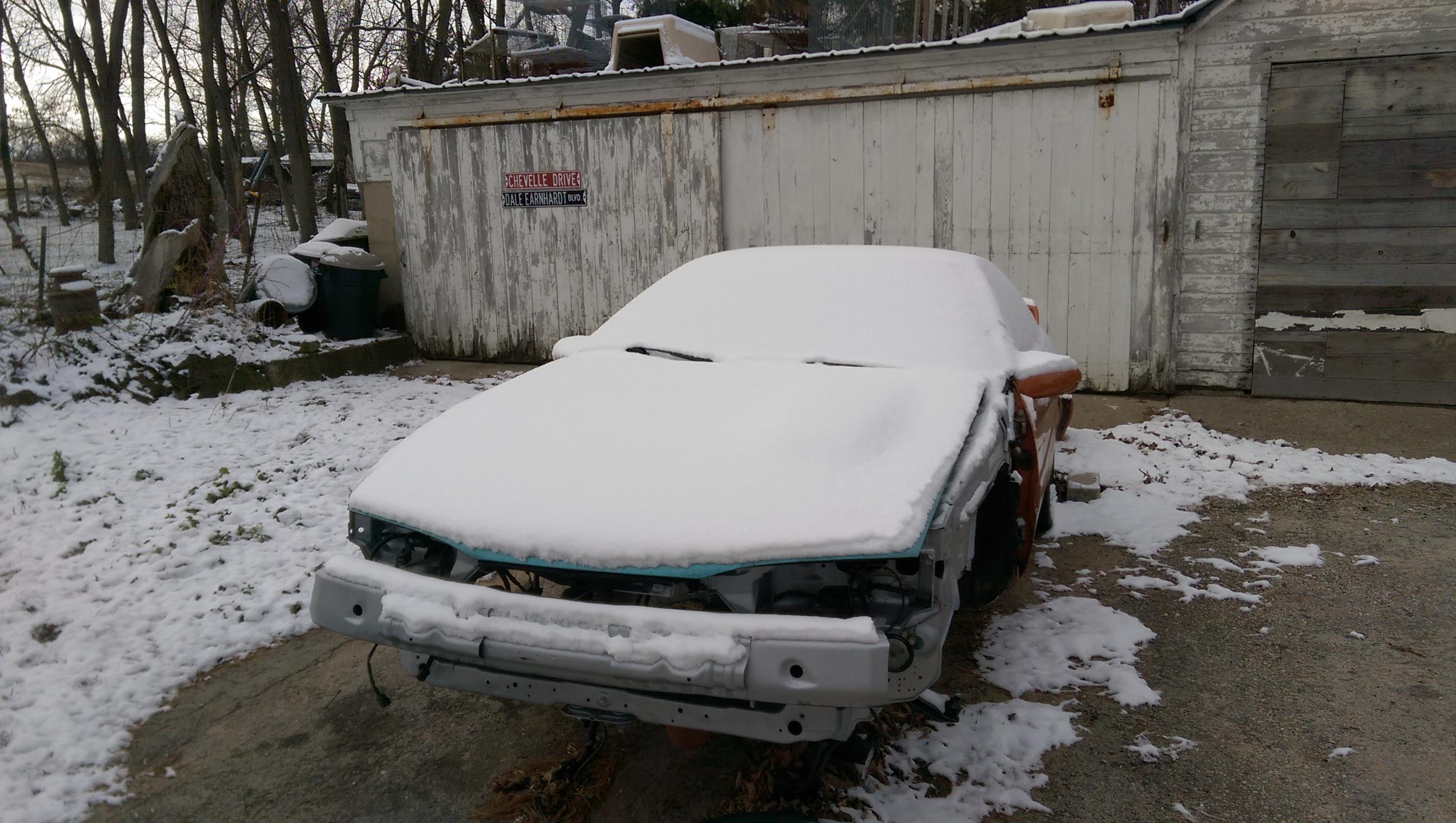 SnowyLaser