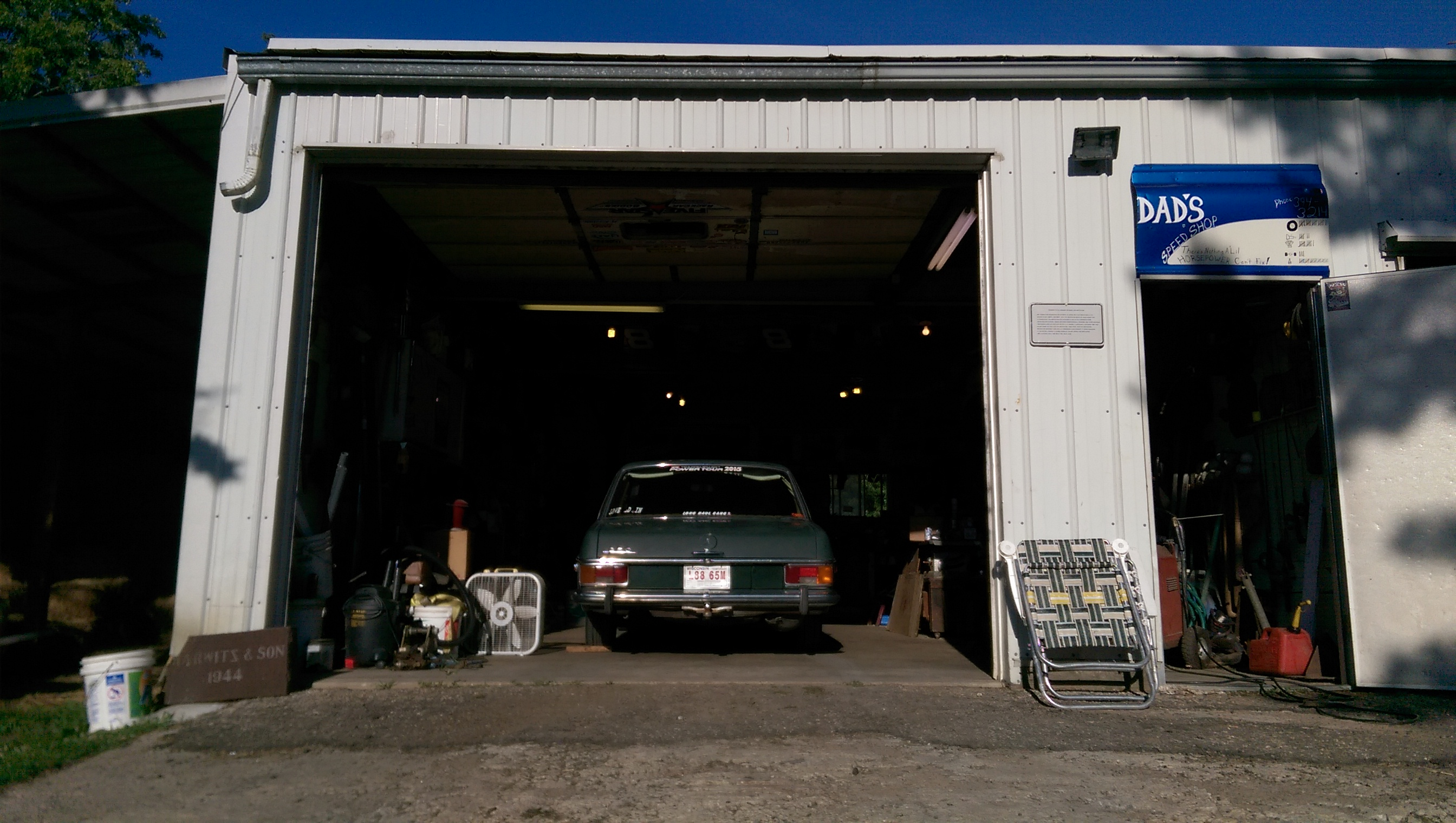 garageTime
